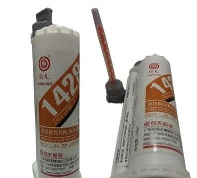 1428 Industrial Adhesive Glue , structural bonding acrylic adhesive for electronics